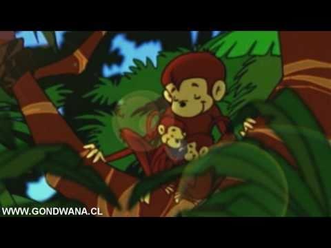 Gondwana - Felicidad (Video Oficial)
