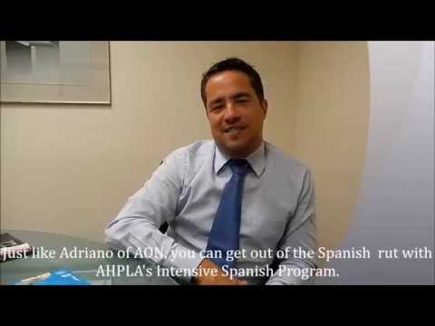 Foreign Business Executives in Mexico – Get out of the Spanish rut with AHPLA!!