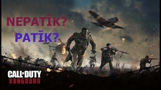 Vai man patīk Call of Duty: Vanguard Alpha?
