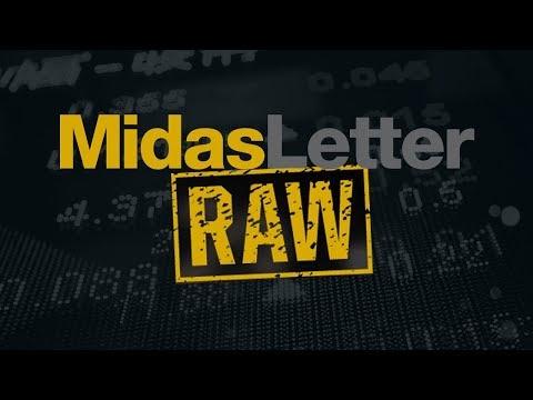 Entrepreneur Joe Mimran, Halo Labs Shatterizer, Avicanna - Midas Letter RAW 218