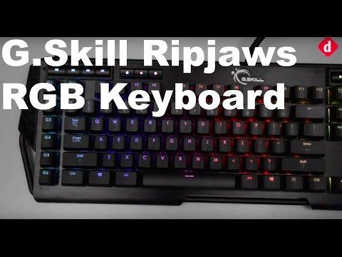 G.SKILL Ripjaws KM780 RGB Keyboard Review   Digit.in