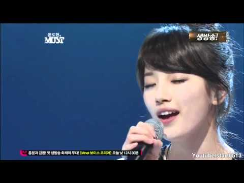 [Live HD] 120407 miss A Suzy - Put Your Records On @ MUST