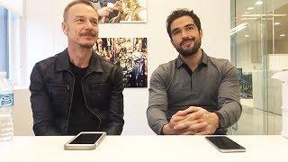 ALFONSO HERRERA & BEN DANIELS | FACEBOOK LIVE | TVLINE