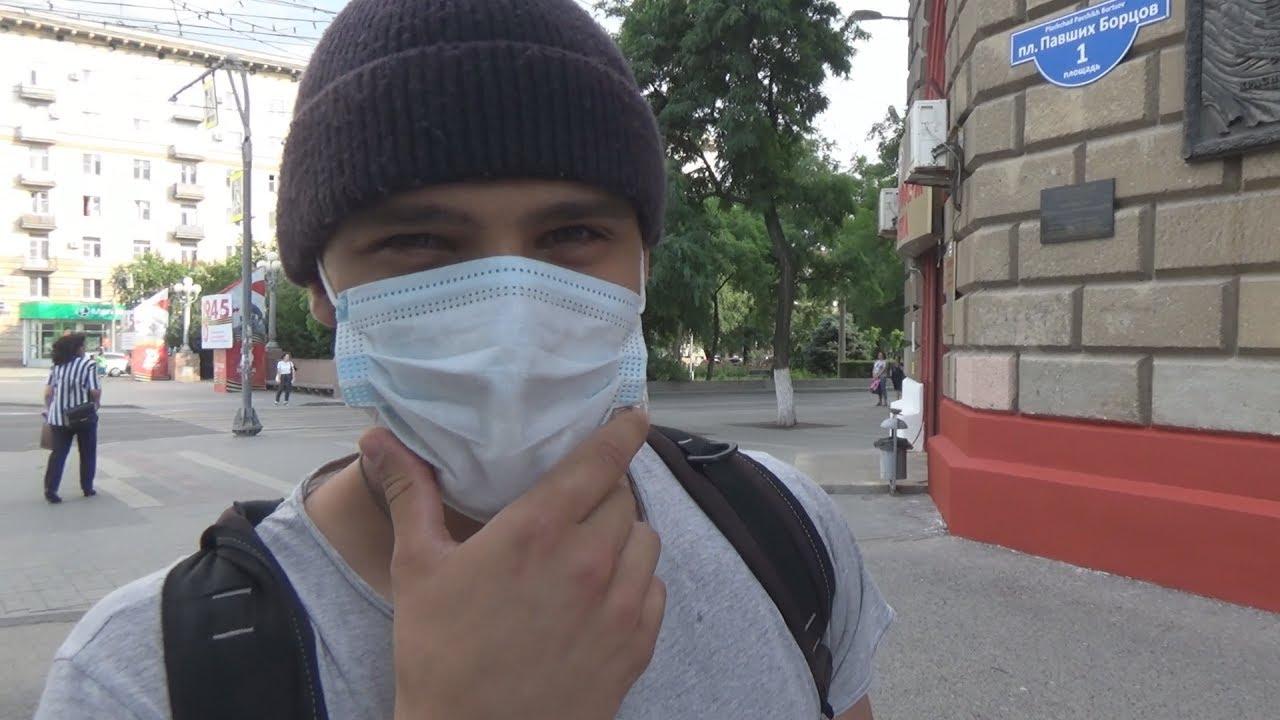 Жители Волгограда против изменения Конституции
