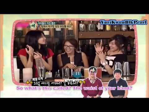 [ENG] Tiffany Mistake Queen @ Weekly Idol