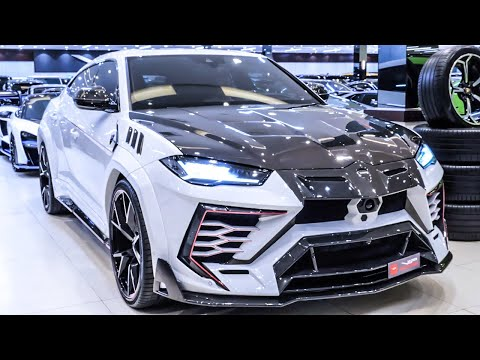 YIL Model Lamborghini Urus Mansory Venatus – Interior and Exterior in Detail Teknik ve Özellikleri