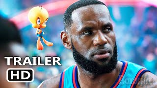 SPACE JAM 2 A NEW LEGACY Trailer (2021) Family Movie