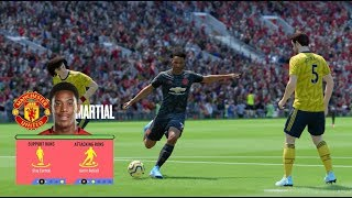 How to Use Manchester United on FIFA 20