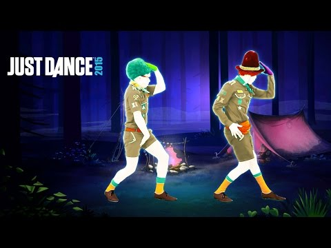 Ylvis - The Fox (What Does the Fox Say?) - Campfire Dance | Just Dance 2015 | Preview | Gameplay