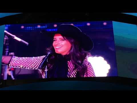 Intro + Never Be The Same - Camila Cabello Live Rodeo Houston