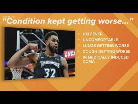 Digital Dive: Karl-Anthony Towns announces mother's COVID-19 diagnosis