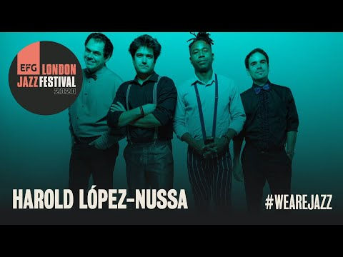 Harold López-Nussa and 'Te Lo Dije' | EFG London Jazz Festival 2020