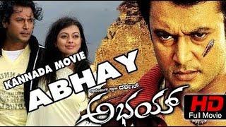 Abhay   Action + Romance   Kannada Movie Full HD   Darshan, Aarthi Thakur    latest Upload 2016