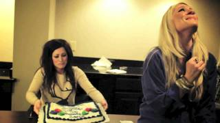 Dara Maclean - Adele 'Someone Like You' SNL Spoof