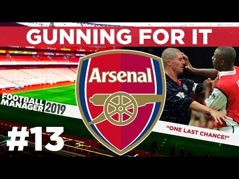 GUNNING FOR IT | PART 13 | ONE FINAL TWIST?! | Football Manager 2019