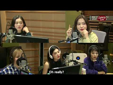 [ENG] 171128 Red Velvet (레드벨벳) Starry Night