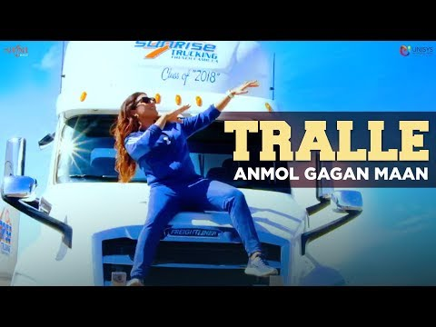 Tralle (Official Video) Anmol Gagan Maan ft.Garry Atwal