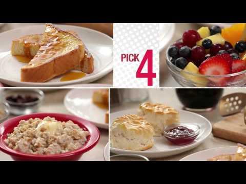 BYO Blockbuster Breakfast