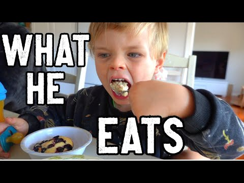 What My Kids Eat In A Day *AUTISM* | Aussie Autism Family