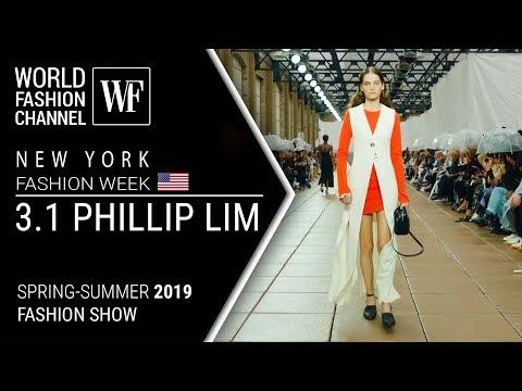 3.1 Phillip Lim | Spring-summer 2019 | New York Fashion Week
