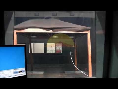 Bambrella - Alize - Wind Tunnel Test
