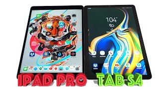 Samsung Galaxy Tab S4 vs Apple iPad Pro 10.5: 5 Reasons to Buy Samsung!