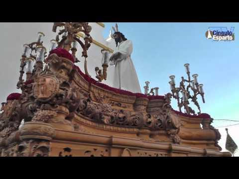 Procesión Extraordinaria de Ntro Padre Jesús Cautivo de Alcalá de Guadaira