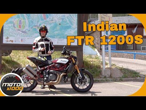 De Ruta con la Indian FTR 1200 S | Motosx1000