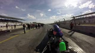 Gopro a bordo dragster Duran Racing 1200 hps autodromo de Monterrey Dipsa Go Pro