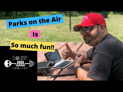 Parks on the Air is so much fun!