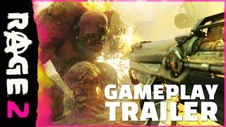 RAGE 2 – Official Gameplay Trailer PEGI