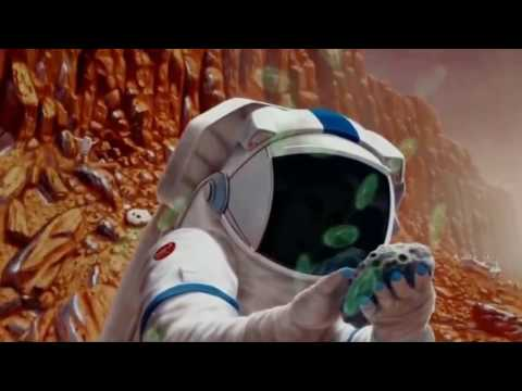 Feel Life in Mars by Virtual Reality