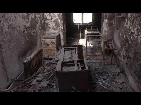 Sjukhuset i Kunduz - 1 år senare
