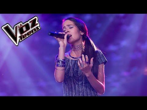 Betzabeth canta 'Me equivoqué' | Recta final | La Voz Teens Colombia 2016