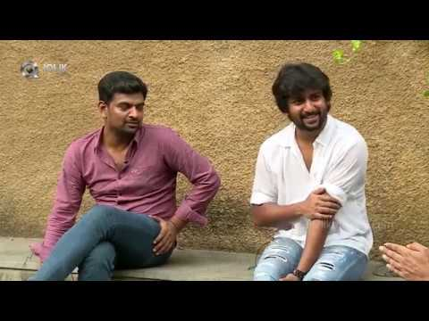 Krish Interview with Jersey Team Nani & Gowtam Tinnanuri
