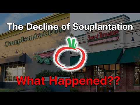 The Decline of Souplantation/Sweet Tomatoes...What Happened? photo