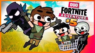 DUO FORTNITE ADVENTURE #5 (Final Episode)