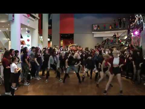 K-Pop Random Dance Game 2018 Frankfurt, Germany (Day 2)