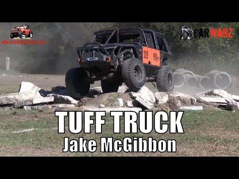 Jake McGibbon 1999 Jeep Cherokee Second Round Street Stock Class Minto Tuff Truck 2018