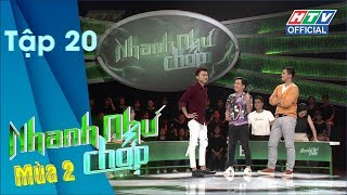 NHANH NHƯ CHỚP | Mai Phương hồi phục, cùng Xuân Nghị, Ốc Thanh Vân tiến vào vòng trong #20 FULL NNC