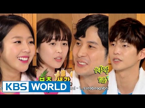 Happy Together - Song Jaelim, Kim Jiseok, Yewon & more! (2015.03.19)