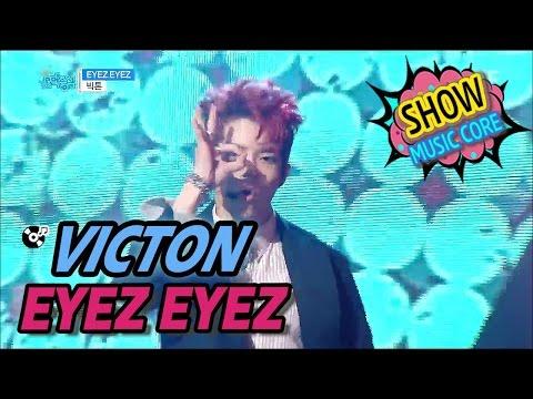 [HOT] VICTON - EYEZ EYEZ, 빅톤 - 아이즈 아이즈 Show Music core 20170408