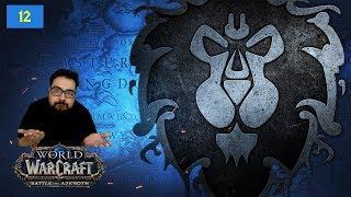 World of Warcraft BFA Alianza #CdG12 - Jugando al despiste con la Horda...