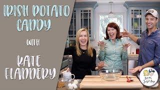 Irish Potato Candy With Kate Flannery