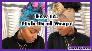 How To Style 5 Day Old Twist Out | Natural Hair | Taronda Yvonne