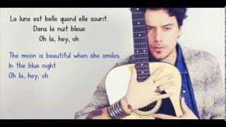 Brice Conrad OH LA - French Song with English Subtitles