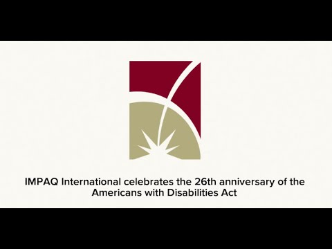 Celebrating the Americans with Disabilities Act's 26th Anniversary