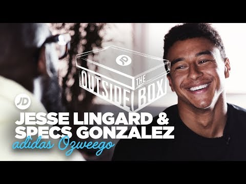 """jdsports.co.uk & JD Sports Discount Code video: """"Come For Christmas Dinner!"""" Jesse Lingard & Specs Gonzalez 