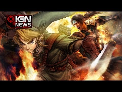 IGN News - Nintendo Announces Hyrule Warriors - Smashpipe Film