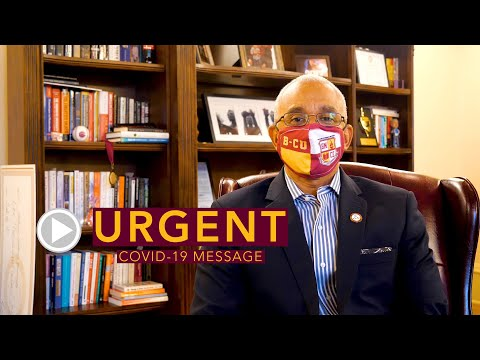 URGENT COVID 19 MESSAGE